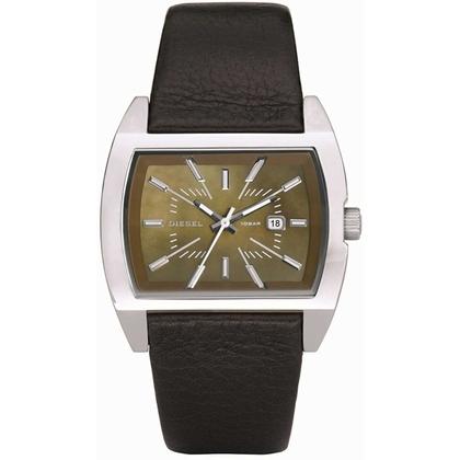 Diesel DZ5103 Watch Strap Brown Leather
