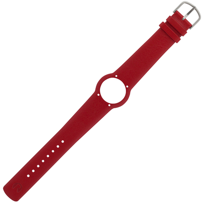 Arne Jacobsen Watch Strap for Bankers, City Hall, Roman & Station Watch - Red
