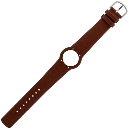Arne Jacobsen Watch Strap for Bankers, City Hall, Roman & Station Watch - Praline