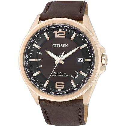 Citizen Eco-Drive Radio Controlled CB0017-03W Watch Strap
