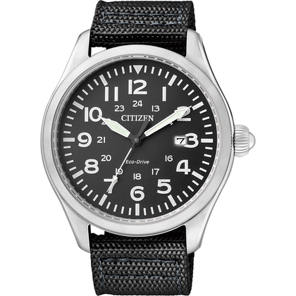 Citizen Eco-Drive Sports BM6831-08E Watch Strap 21mm