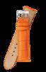 Fromanteel Alligatorgrain Watch Band Orange