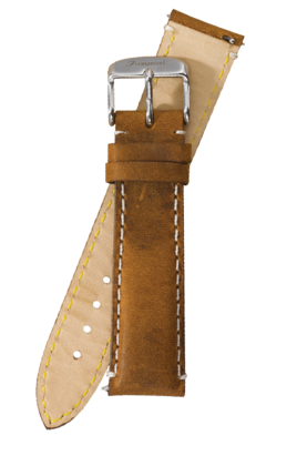 Fromanteel Vintage Leather Watch Band Light Brown L/XL