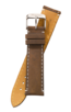 Fromanteel Vintage Leather Watch Band Brown
