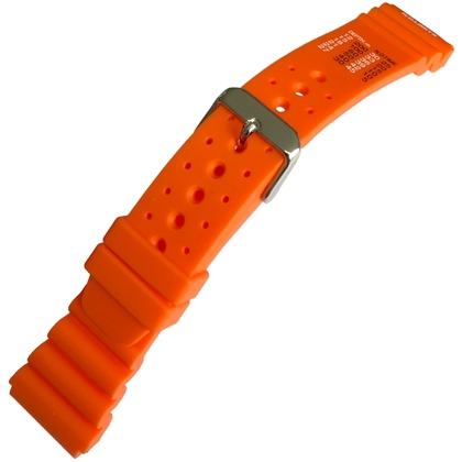 Citizen Promaster Watch Strap type No Decompression Limits Orange