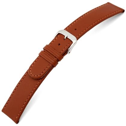 Rios Ecco Watch Strap Cowhide Cognac