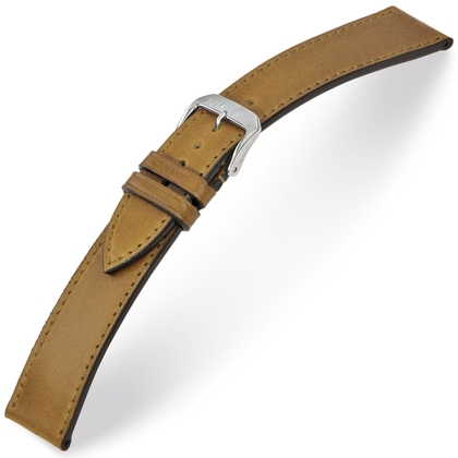 Rios Seattle Watch Strap Shell Cordovan Honey