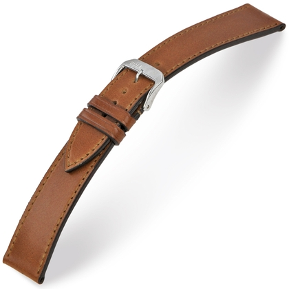 Rios Seattle Watch Strap Shell Cordovan Cognac