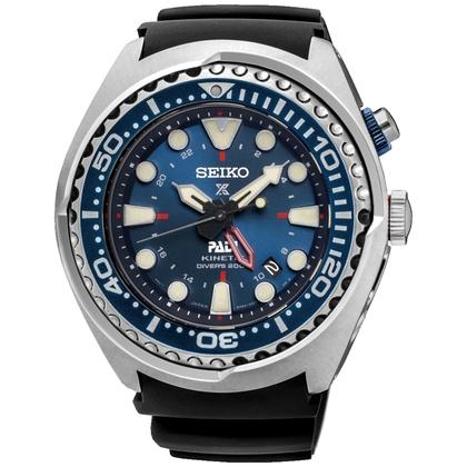 Seiko Prospex Padi Watch Strap SUN065P1 Black Rubber
