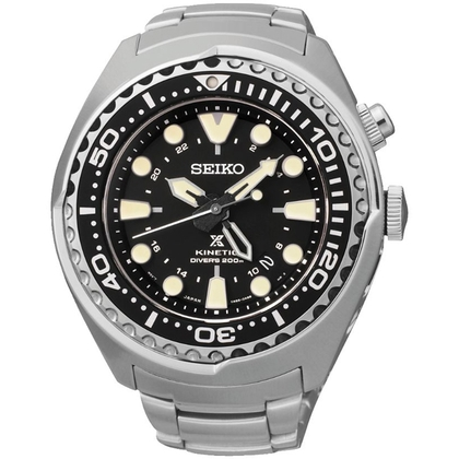 Seiko Prospex Watch Strap SUN019 Stainless Steel