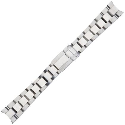 Oyster Watch Bracelet 'type Rolex' Stainless Steel 20mm