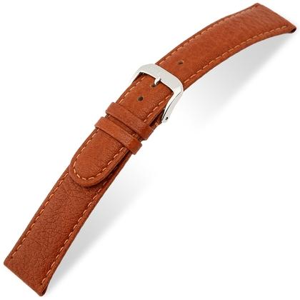 Rios Texas Watch Strap Buffalo Skin Cognac