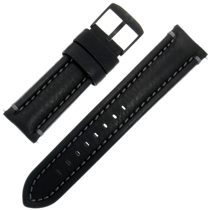 Luminox 6251.BO Modern Mariner Watch Strap Black Leather - FE.6250.22B