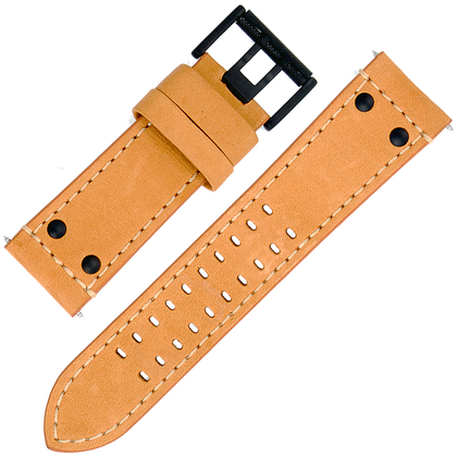 Luminox Atacama Field 1920/1940 Watch Band Light Brown Leather - FE.1920.71B.60RI