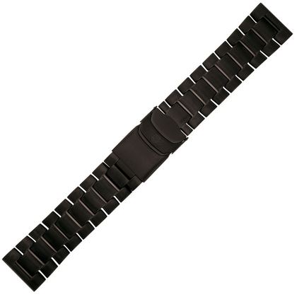 Luminox Watch Band Black Steel Series 3150, 3180, 4220, 4240 - FM.L.BRAC.3150.60