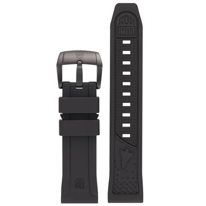 Luminox 5020 SXC / XCOR Aerospace Watch Strap Black Rubber - FP.5020.20B