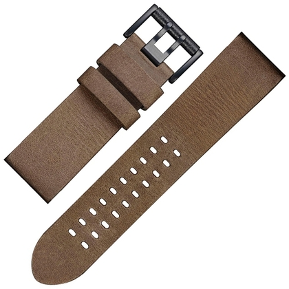 Luminox Atacama Field 1920/1940 Watch Band Dark Brown Leather - FE.1920.74B
