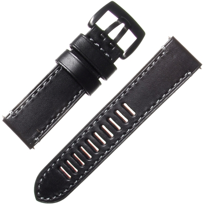Luminox Field Automatic 1801.BO Watch Band Black Leather 23mm - FE.1800.20B