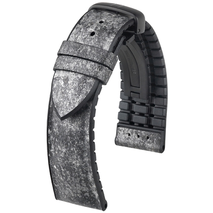 Hirsch Stone Performance Collection Real Slate / Black Rubber