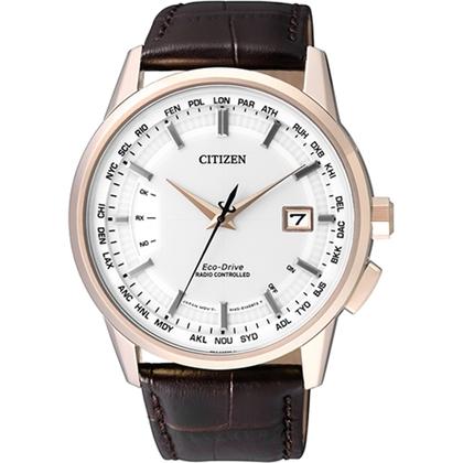 Citizen Eco-Drive Radio Controlled CB0153-21A Watch Strap