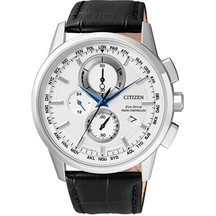 Citizen Eco-Drive Radio Controlled AT8110-11A Watch Strap 23mm