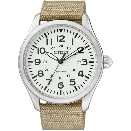 Citizen Eco-Drive Sports BM6831-24B Watch Strap 21mm