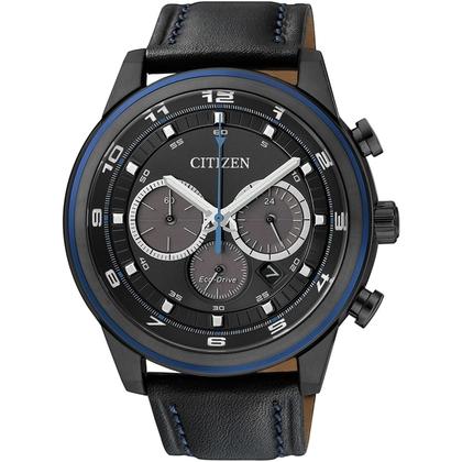 Citizen Eco-Drive Chronograph CA4036-03E Watch Strap 22mm
