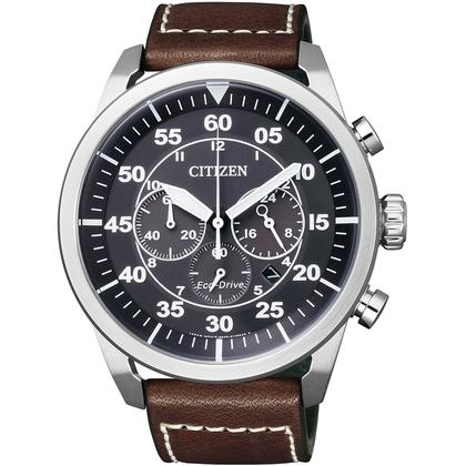 Citizen Eco-Drive Chronograph CA4210-16E Watch Strap 22mm