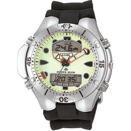Citizen Promaster Aqualand JP1060-01W Watch Strap 16mm