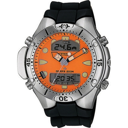 Citizen Promaster Aqualand JP1060-01Y Watch Strap