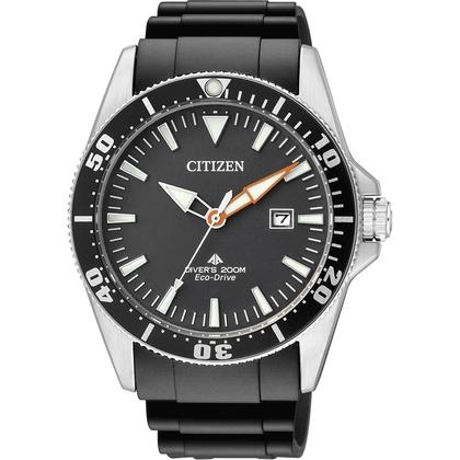 Citizen Promaster Eco-Drive BN0101-07E Watch Strap 23mm