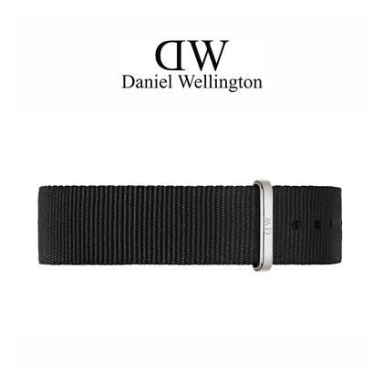 Daniel Wellington 20mm Classic Cornwall NATO Watch Strap Steel Buckle