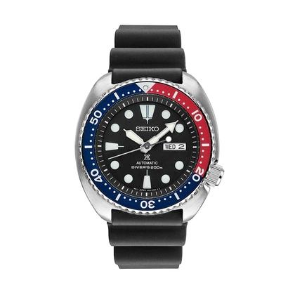 Seiko Prospex Watch Strap SRP779 Black Rubber