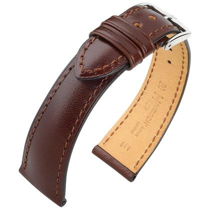 Hirsch Siena Artisan Watch Band Brown